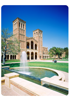 Peking University and UCLA Campus